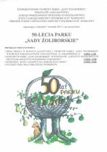 50-lecie Parku Sady Żoliborskie